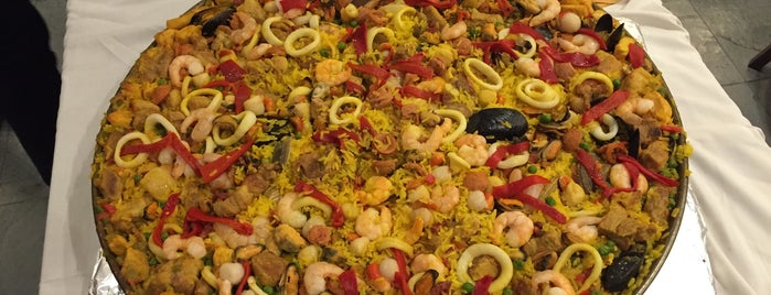 Mesón del Río is one of Restaurantes Visitados.
