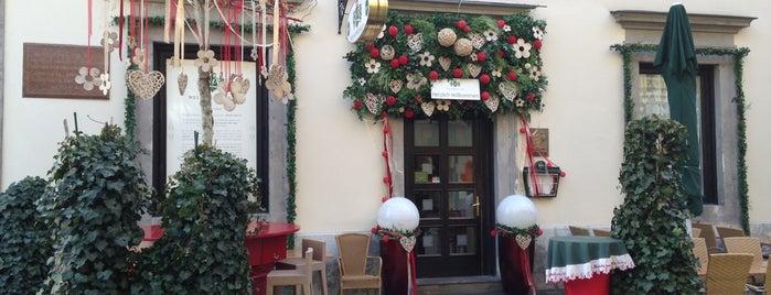 Welscher Stub'n is one of Food & Fun - Vienna, Graz & Salzburg.