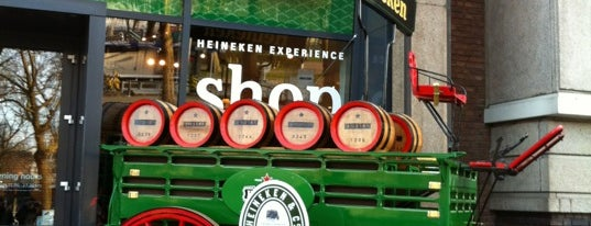 Heineken Experience is one of Amsterdam: student edition.