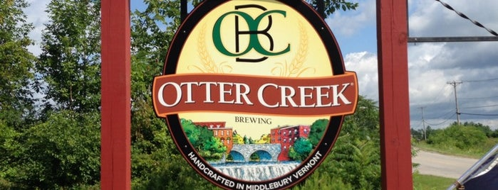 Otter Creek Brewery is one of Brooklyn Pour Breweries 2012.