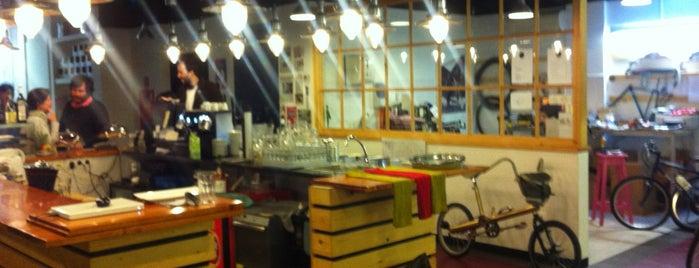 Vélocité Café is one of Brunch Lisboa 2013 [ex-2012].