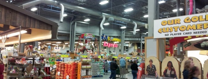 Jungle Jim's International Market is one of Fav list.
