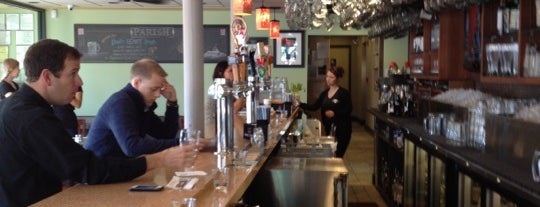 Parish Cafe II is one of DigBoston's Tip List.