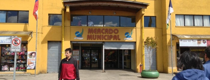 Mercado Municipal is one of Mis Lugares Frecuentes.