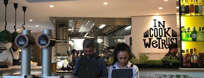 KultO is one of Restaurantes por descubrir.