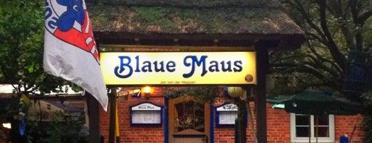 Blaue Maus is one of Urlaubskandidaten.
