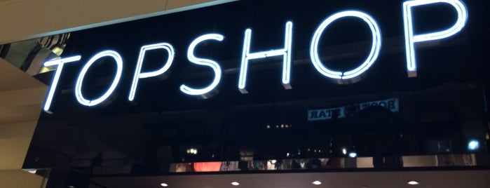 Topshop is one of Las Vegas Racked 38.