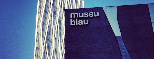 Museu Blau is one of Lista Cris B..