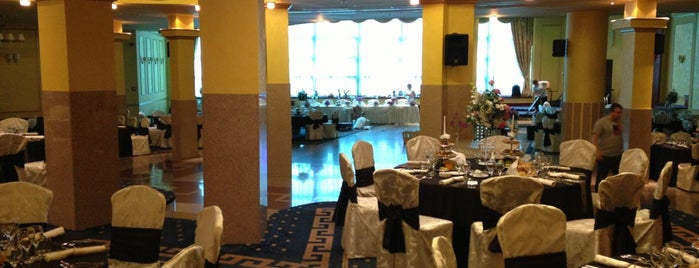 Central Plaza Hotel is one of 20 favorite restaurants.