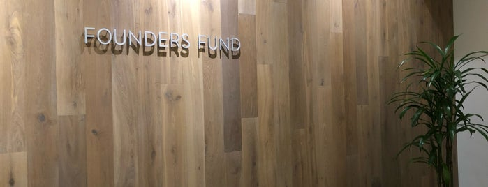 Founders Fund is one of Silicon Valley Tech Companies.