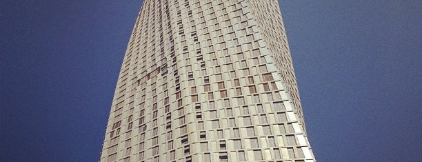 Cayan Tower is one of The Ultimate Guide to Dubai.