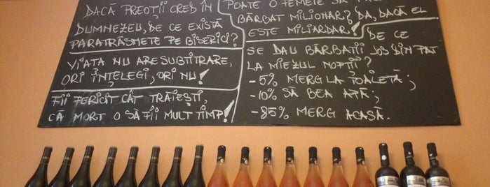"""Trattoria """"Pane e Vino"""" is one of Food places !."""