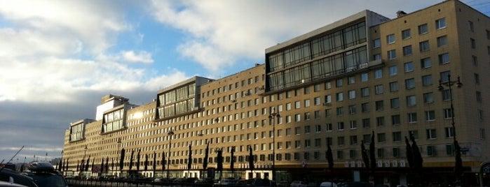 Универмаг «Московский» is one of St. Petersburg.