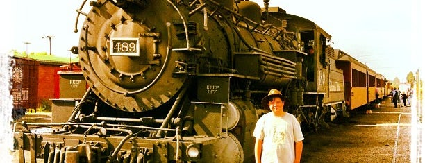 Cumbres And Toltec Scenic Railroad is one of Best Places to Check out in United States Pt 3.