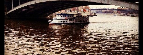 Большой Каменный мост is one of Moskova.