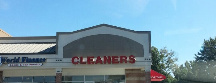 Lee's Cleaners is one of favorites.