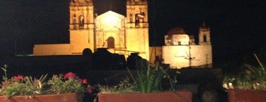 Praga is one of CDMX e Oaxaca.