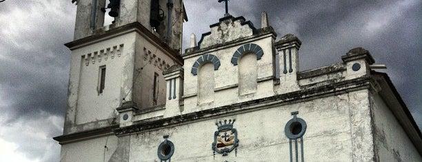 Paróquia Sagrada Família is one of Relíquia de João Paulo II no Rio.