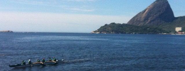 Ilha de Villegagnon is one of Partidas & Chegadas.