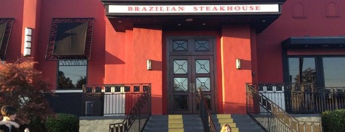 Brazeiros Churrascaria - Brazilian Steakhouse is one of Favorites.