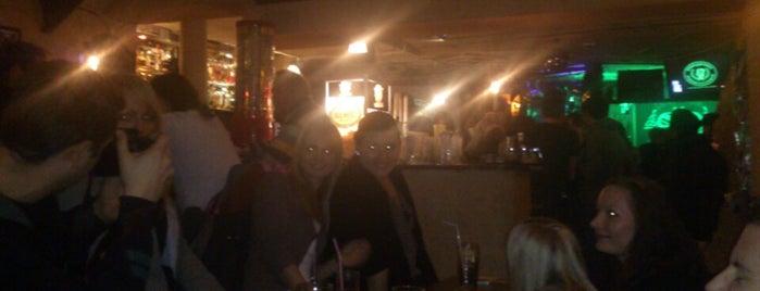 Fitzgeralds Irish Pub is one of Buddy Bars.