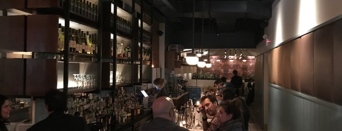 BKW by Brooklyn Winery is one of The 15 Best Wine Bars in Brooklyn.