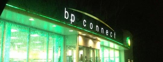 АЗС BP & Wild Bean Café is one of мои любимые заправки.