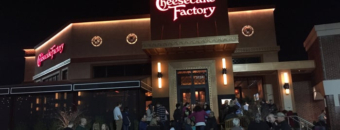 The Cheesecake Factory is one of The 15 Best Places for a Cheesecake in Greensboro.