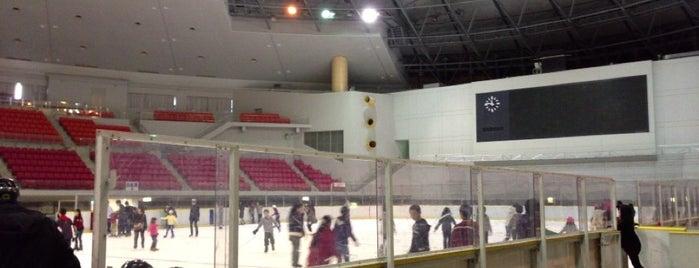 Aqua Dome Kumamoto is one of スケートリンク.