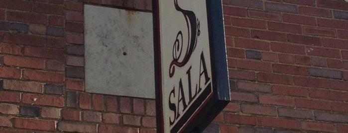 Sala is one of Italian Food.