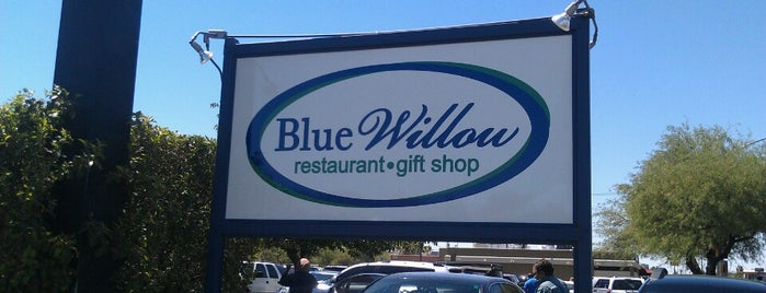 Blue Willow Restaurant is one of Tucson Eats.