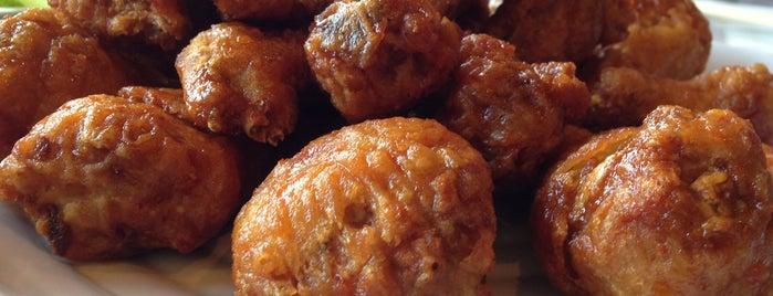 BonChon Chicken is one of USA Boston.