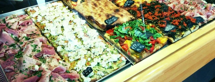 Pizzarium is one of Rome | Street Food out-of-street.