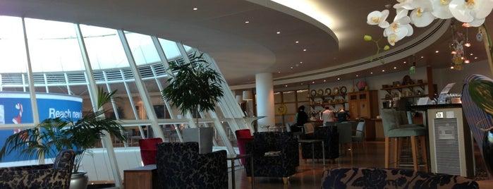 British Airways Executive Lounge is one of HAVALİMANLARI.