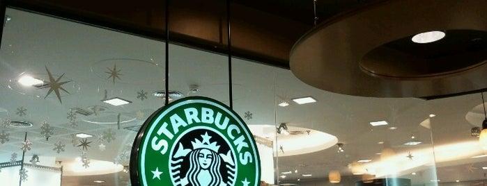 Starbucks is one of BEBER Y COMER EN MADRID.