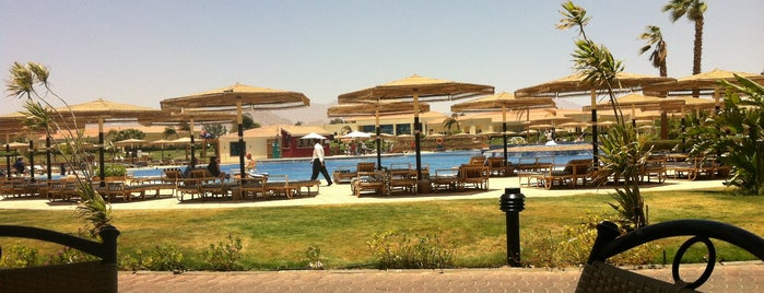 Maritim Jolie Ville Royal Peninsula Hotel & Resort is one of Be Charmed @ Sharm El Sheikh.