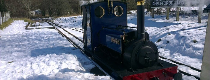 Lake Bala Railway is one of Attractions & Activities close by.