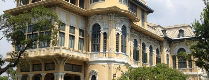 Bang Khunphrom Palace is one of Around Bangkok | ตะลอนทัวร์รอบกรุงฯ.