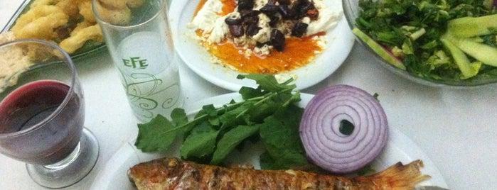 Karina Balık Restaurant is one of Yazgan İzmir Mekanları.