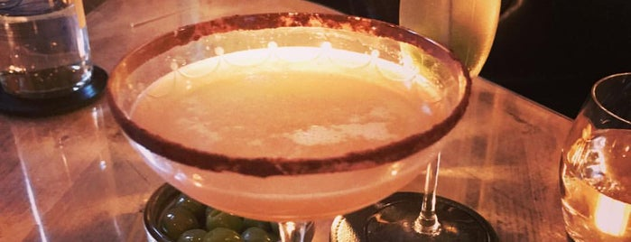 Connaught Bar is one of The World's 50 Best Bars.
