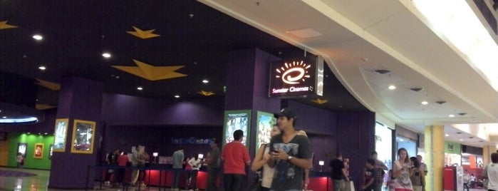 Sunstar Cinemas is one of Cines Santa Fe.