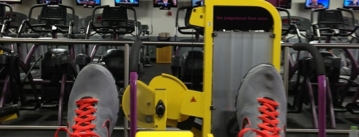 Planet Fitness is one of Top picks for Gyms or Fitness Centers.