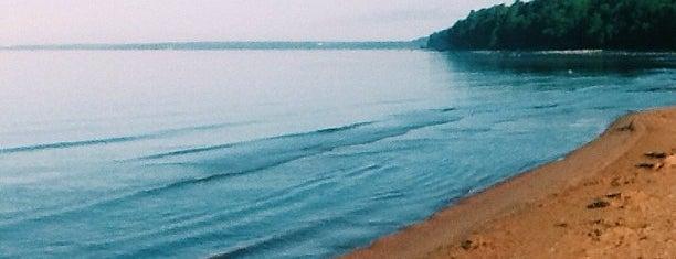 Финский залив is one of СПб..