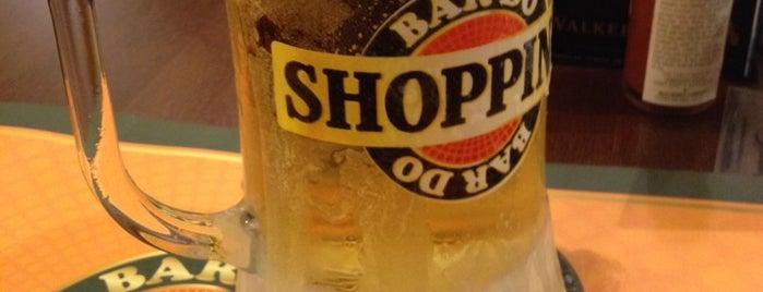 Bar do Shopping is one of São Paulo - SP.