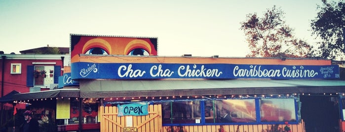 Cha Cha Chicken is one of favorites / los angeles *old*.