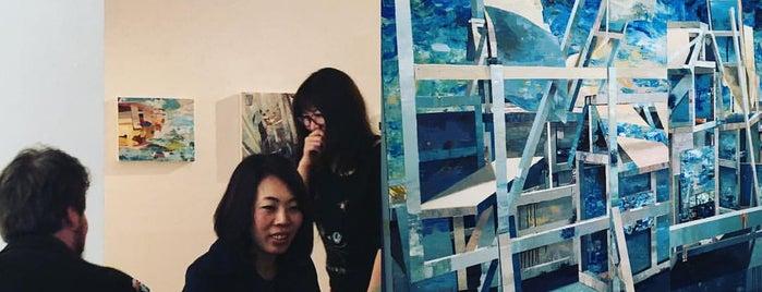 ART TRACE GALLERY is one of BOKU-to-TekuTekuまちみてマップ.
