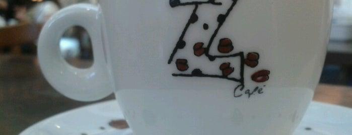 Z Café is one of Lugares que eu gosto:.