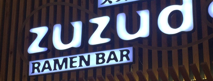 Zuzudo Ramen Bar is one of cafe&restaurant.