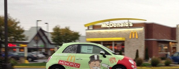 McDonald's is one of Guide to Fishers's best spots.