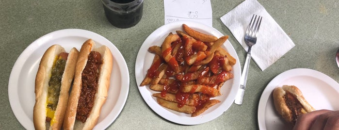 Jack's Hotdog Stand is one of Diners and Cheap Eats of Western Mass.